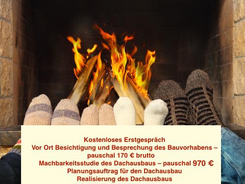 Dachausbau Angebot Berlin