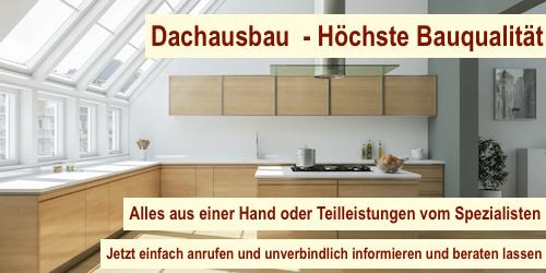 Dachausbau Berlin - Dachgeschossausbau