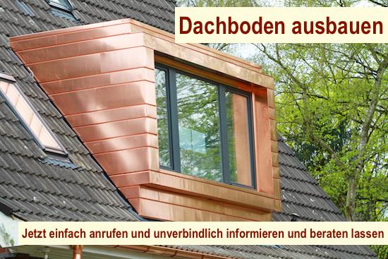 Dachboden ausbauen Berlin - Dachgeschossausbau