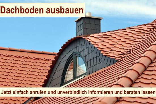 Dachboden ausbauen Berlin