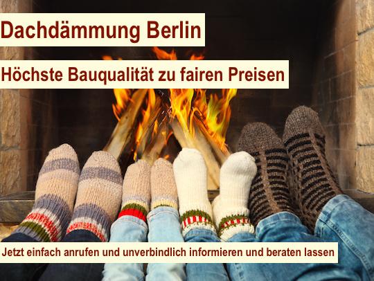 Dachdämmung Berlin
