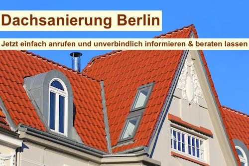 Dachsanierung Berlin Dachgeschoss sanieren