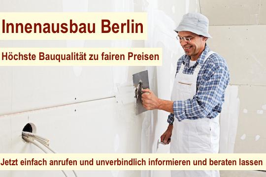 Innenausbau Berlin