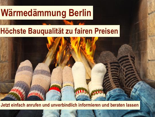 Wärmedämmung Berlin