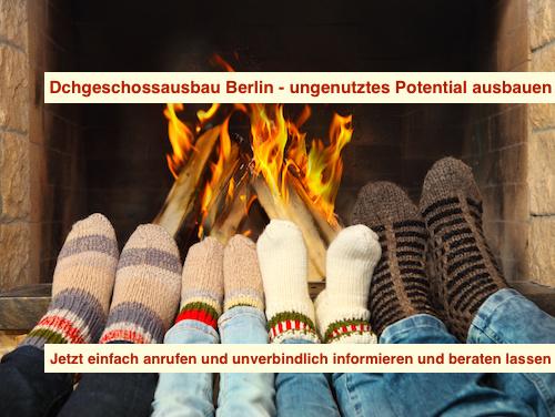 Dachgeschossausbau Berlin - ungenutztes Potential