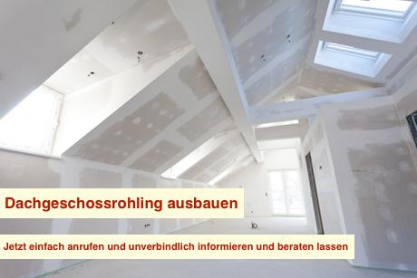 Dachgeschossrohling Berlin - Dachgeschoss ausbauen