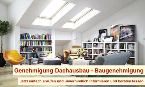 Genehmigung Dachausbau Berlin - Baugenehmigung