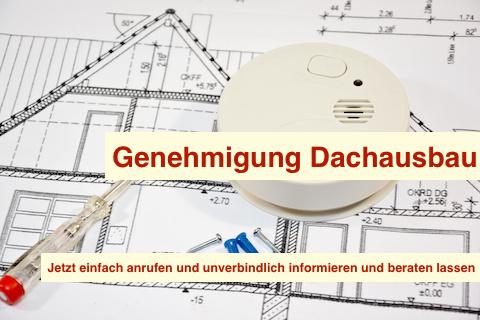 Genehmigung Dachausbau Berlin