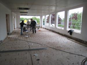 Aufstockung - Dachaufstockung Pflegeheim Berlin - Hausaufstockung - Hauserweiterung