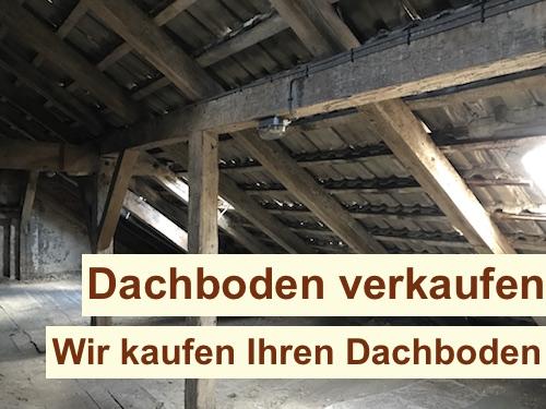 Dachboden verkaufen Berlin