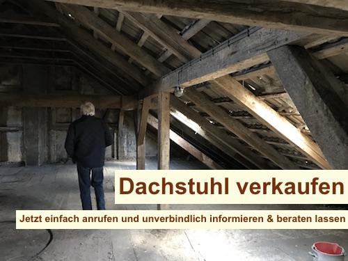 Dachstuhl verkaufen Berlin